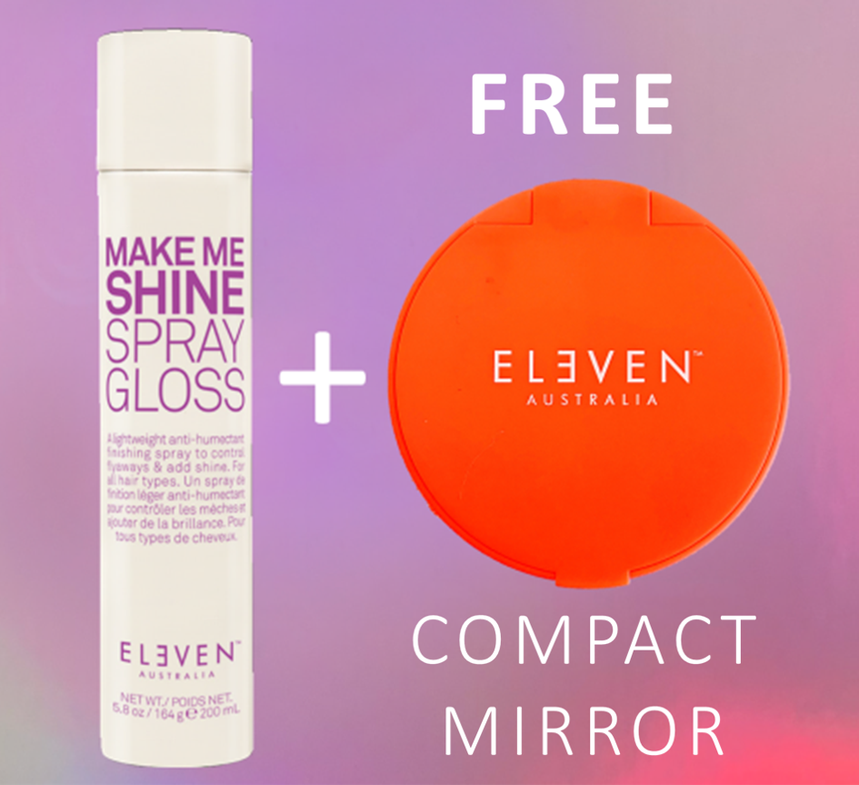 GET A FREE ELEVEN COMPACT MIRROR